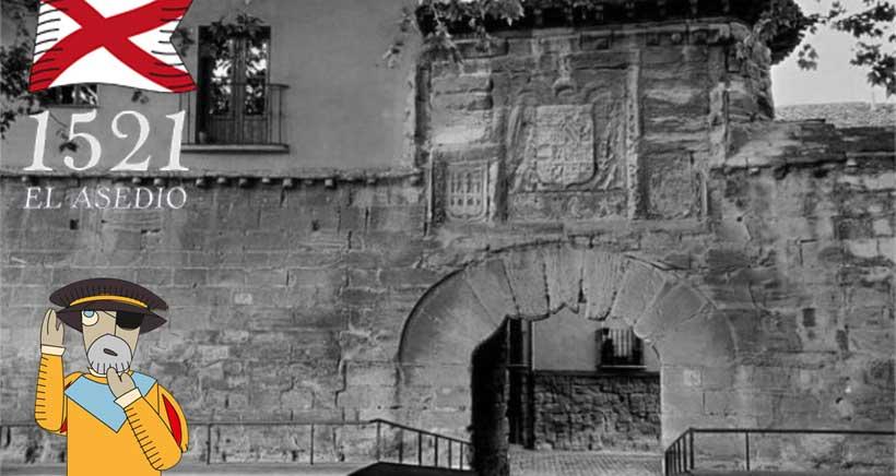 """""""1521 El Asedio"""", una yincana familiar por las calles de Logroño"""