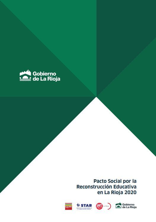 Pacto social por la reconstruccion educativa en la rioja