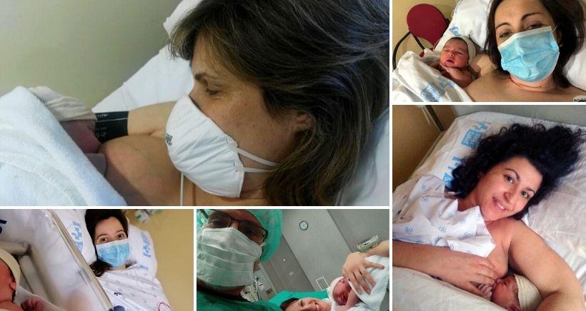 Ser madre en tiempo de Coronavirus
