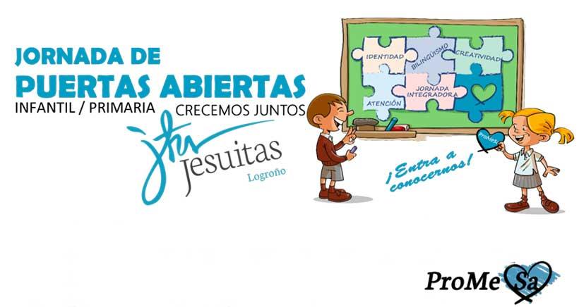 Jesuitas te invita a conocer el colegio y solventar tus dudas sin moverte de casa