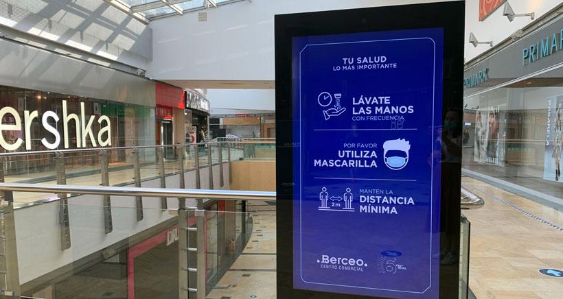 Berceo implementa un paquete de 300 medidas de seguridad para su reapertura en la Fase 2