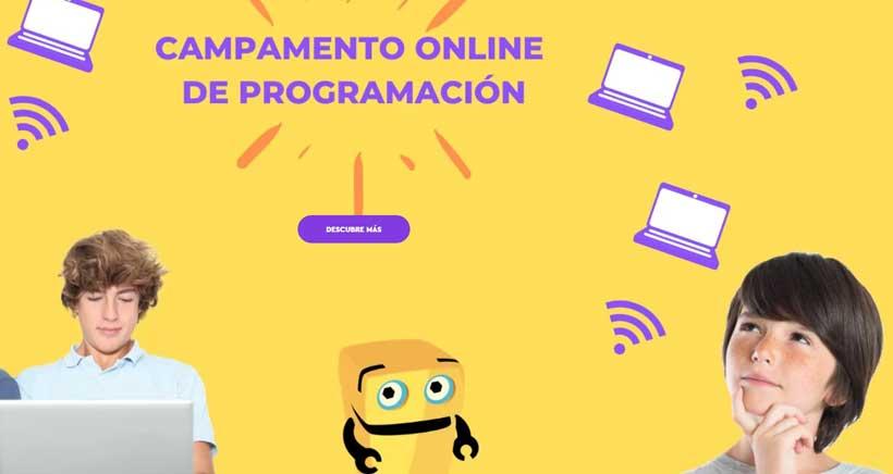 Escuela online de programación con Mecarapid