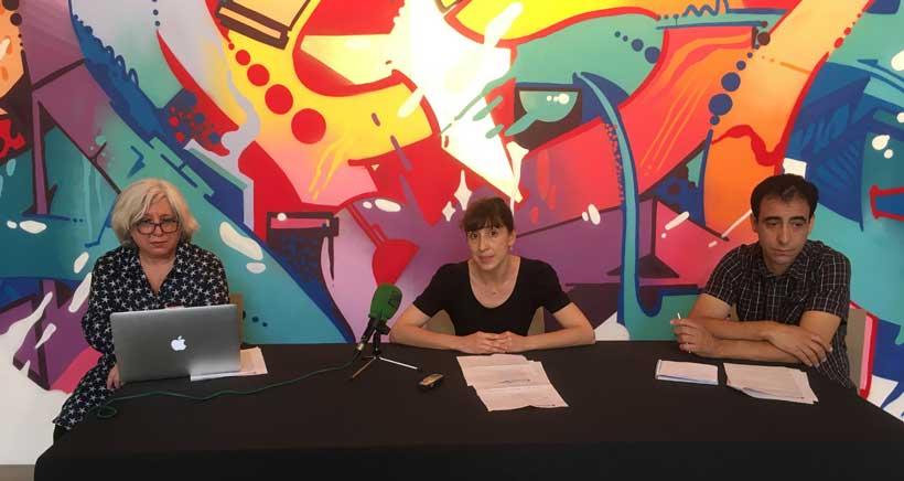 La Sala Amós Salvador y 'Arte Urbana' dedicada al grafiti reabren al público este miércoles