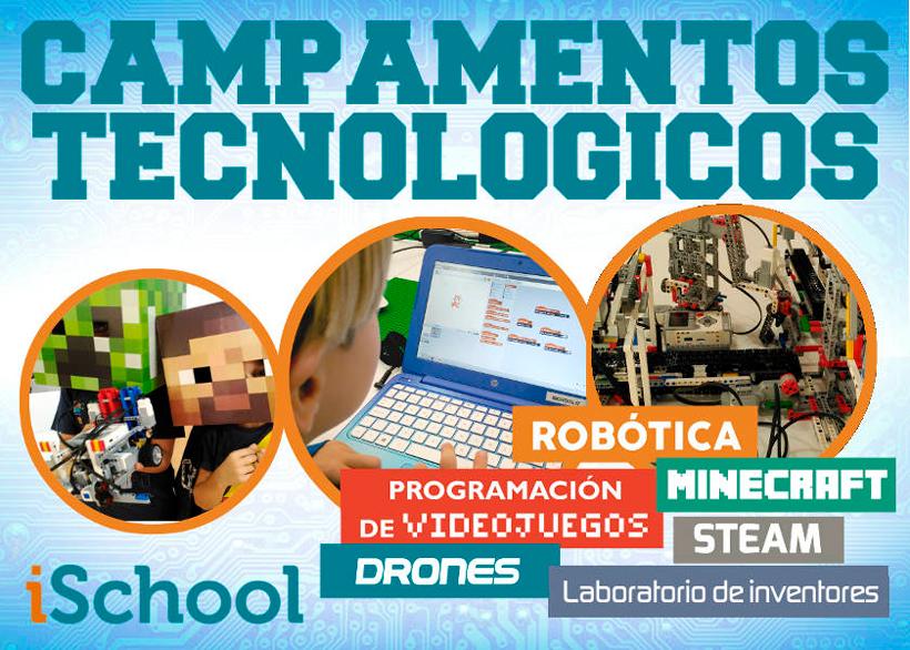 campamentos-tecnologicos-ischool