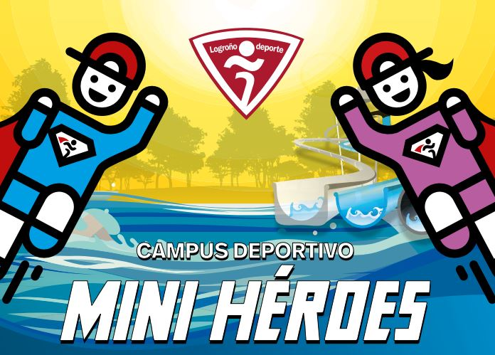 El campus deportivo 'Mini Héroes' regresa a Las Norias