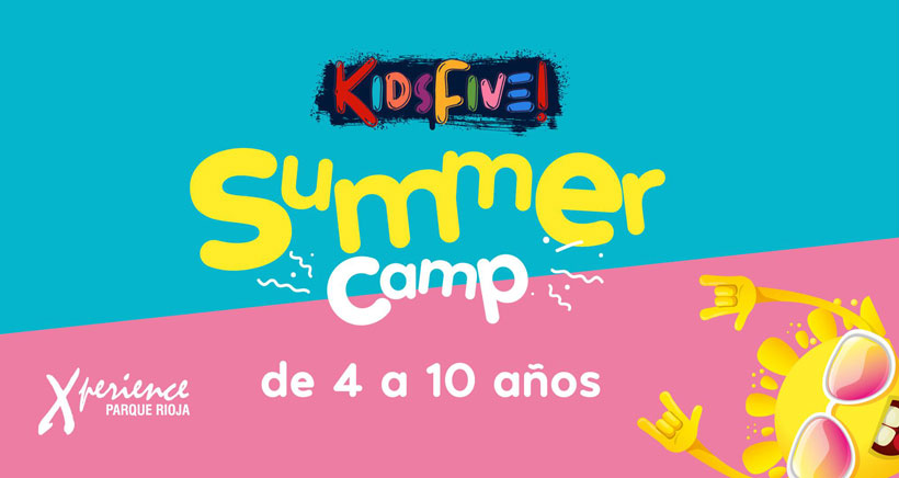 kids-summer-five