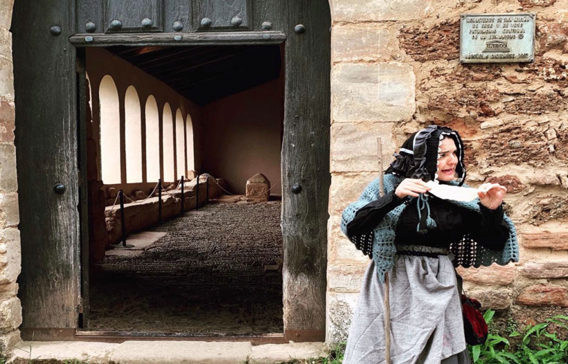 Este verano, teatro para todos los públicos en los monasterios de Yuso y Suso
