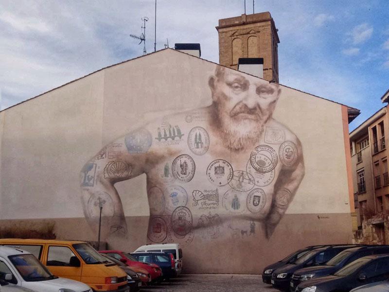 Visitas guiadas por los murales de Logroño