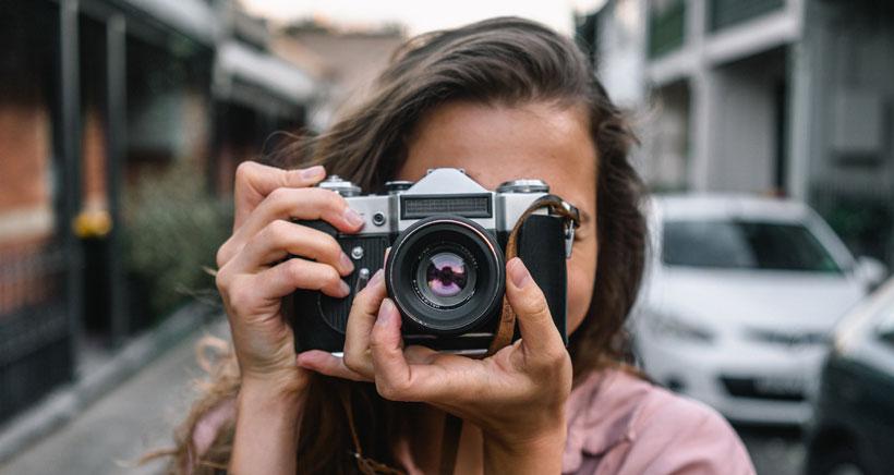 Taller de fotografía para jóvenes, en el Museo Würth La Rioja