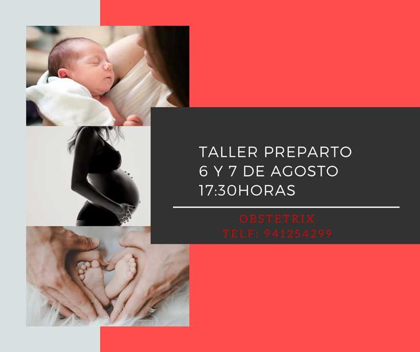 Prepárate para dar a luz con Obstetrix