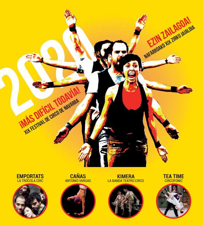19 Festival de circo de Navarra