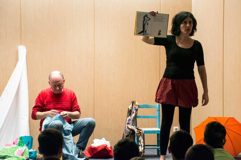 'Verano de cuento' con narradores de primera fila en Navarrete
