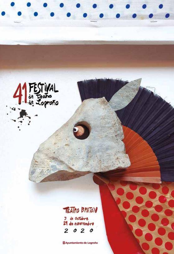 41 festival de teatro logrono breton