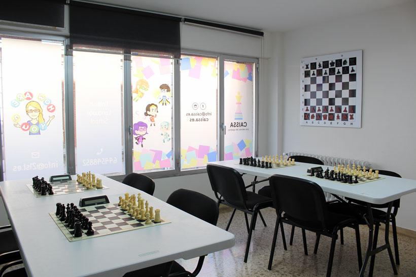 Caissa-ajedrez