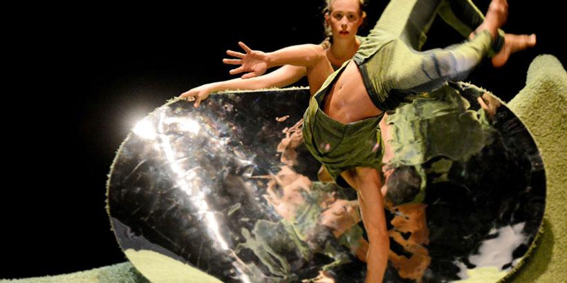 Un espectáculo de danza y teatro, doble premio en FETÉN, inaugura el festival Teatrea Otoño