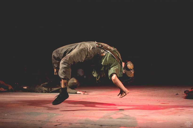 Ribera en danza, un festival con mucho 'flow'
