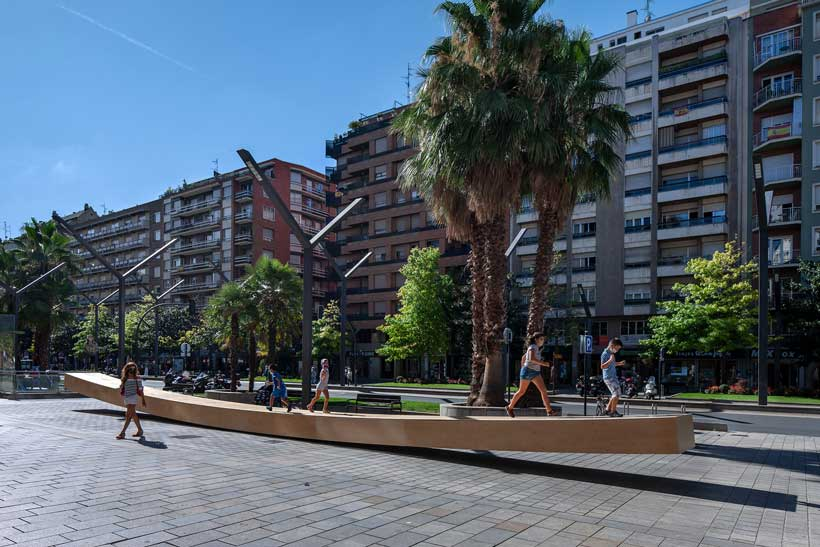 Logroño se engalana con el Festival Internacional de Arquitectura Concéntrico