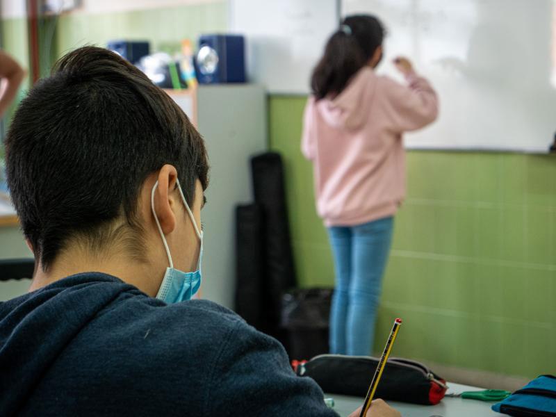 El COVID llega a 37 centros escolares durante los primeros quince días lectivos