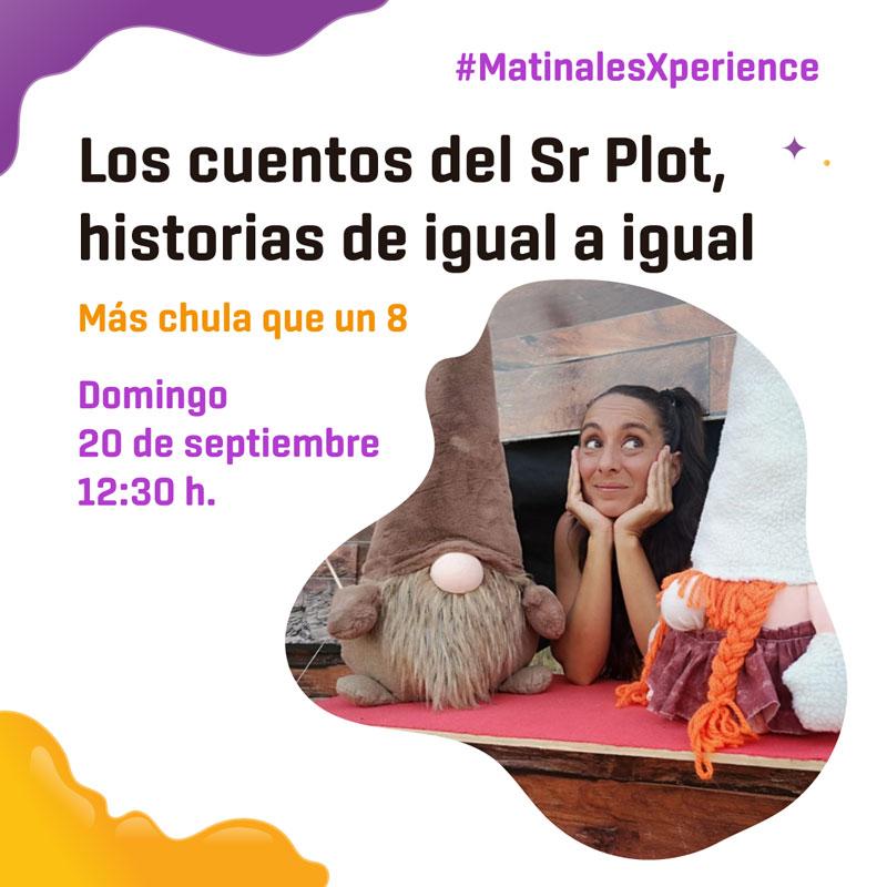 Todos los fines de semana, talleres y espectáculos en Xperience Parque Rioja