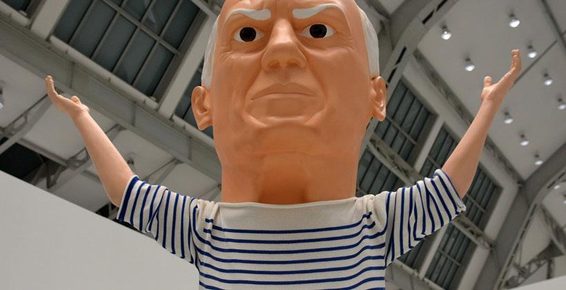 Picasso en familia y paisajes de vendimia, en los talleres Art&Ñam