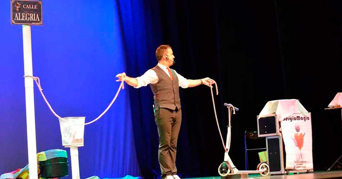 Comienza otra nueva edición del festival de magia Ilusionitis