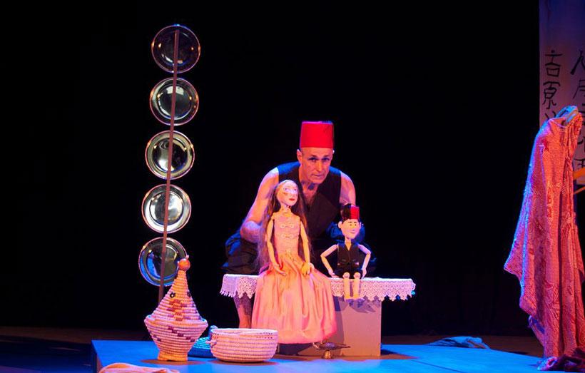 El teatro infantil regresa a Calahorra con 'La historia de Aladino'