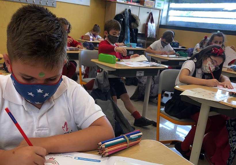 Salud escolar en tiempos COVID, más allá de geles y mascarillas