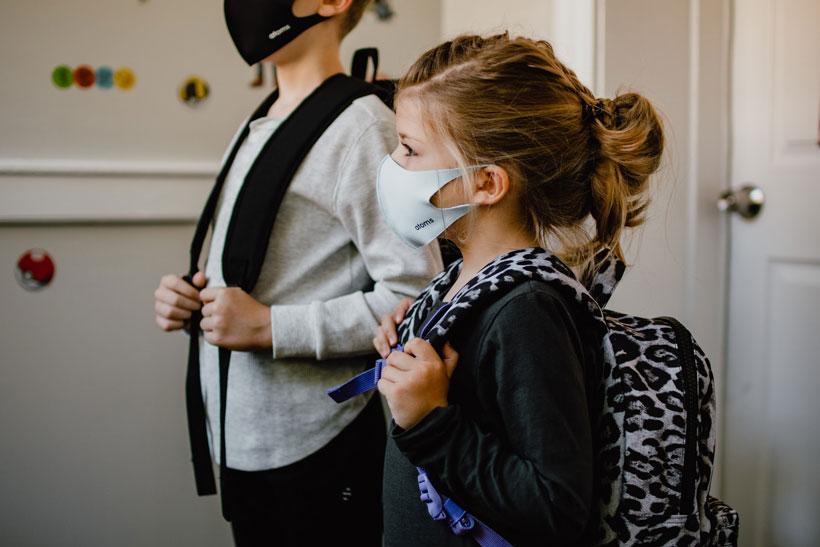 Así afectan a las familias con menores las nuevas medidas contra la COVID-19