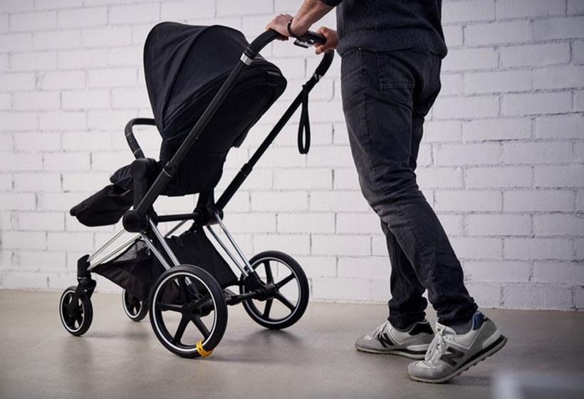 Wheelzzz, el invento que imita el traqueteo de la calle para ayudar a dormir al bebé