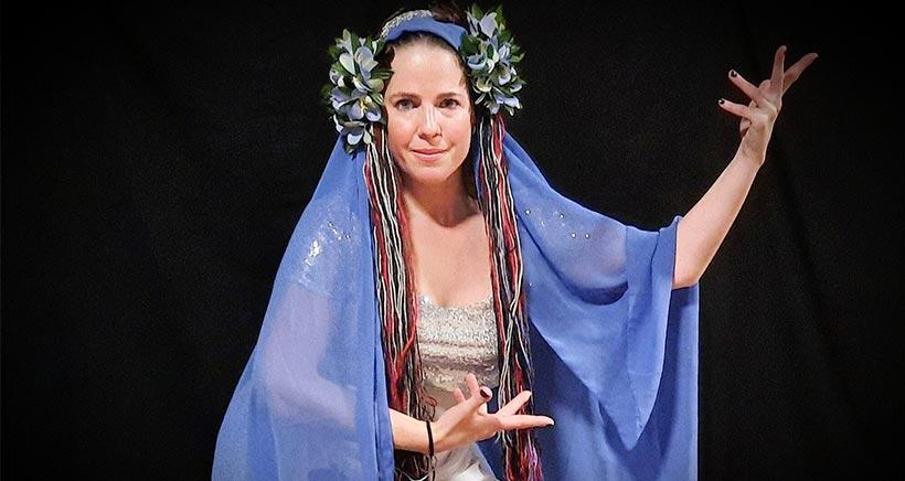 """""""La reina del invierno"""" teatro y danza para entrar en calor en la Sala Negra"""