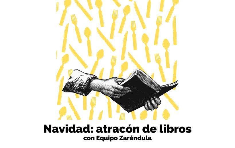 La Biblioteca de La Rioja te invita a su banquete de Navidad