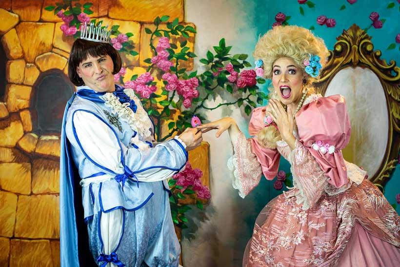 'Qué maja soy', este domingo en Teatrea Primavera