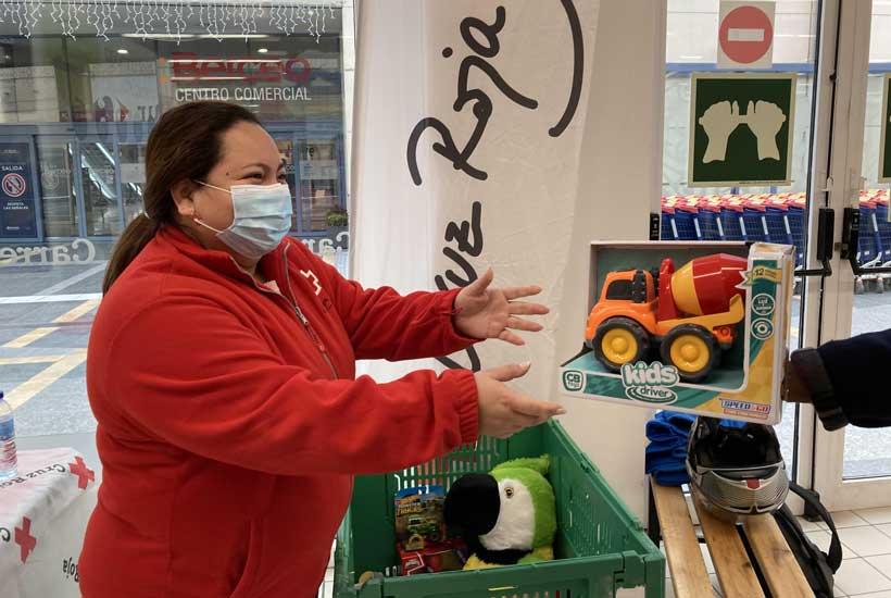 Cruz Roja La Rioja necesita 1.700 juguetes ¿puedes ayudar?