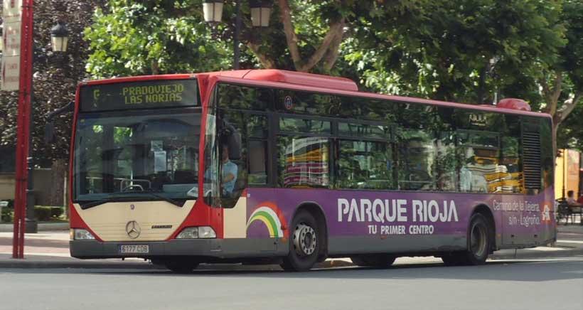 Nuevas tarifas del autobús urbano desde el 1 de marzo