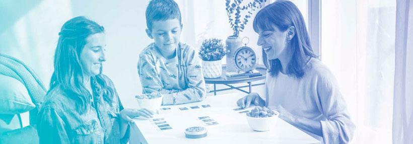 Juegos de mesa familiares, imprimibles y gratuitos