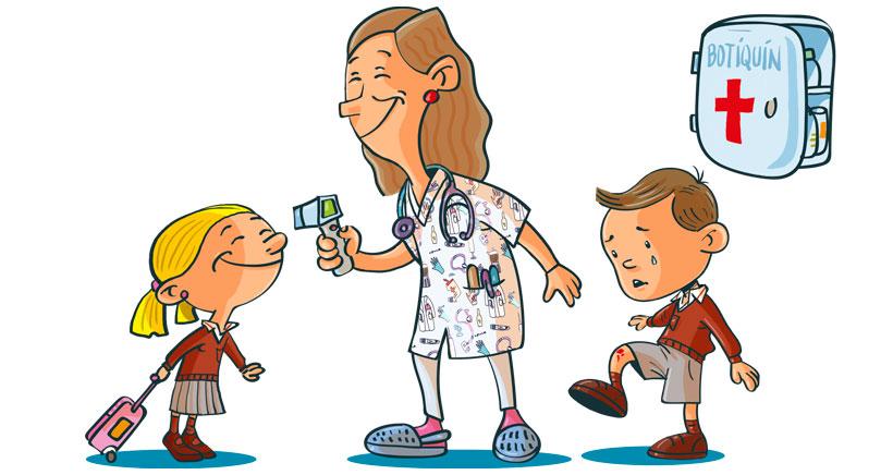 Jesuitas ya dispone de una enfermera escolar durante toda la jornada lectiva