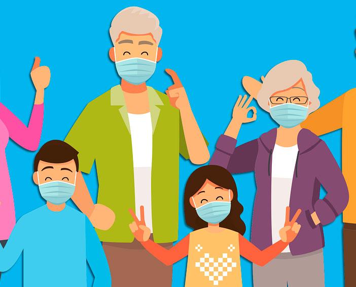 ¿Pueden los abuelos hacerse cargo de los nietos con las nuevas medidas?