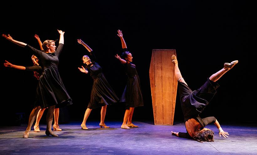 Espectáculo online de flamenco, danza, circo y teatro, la cultura sigue sin pausa