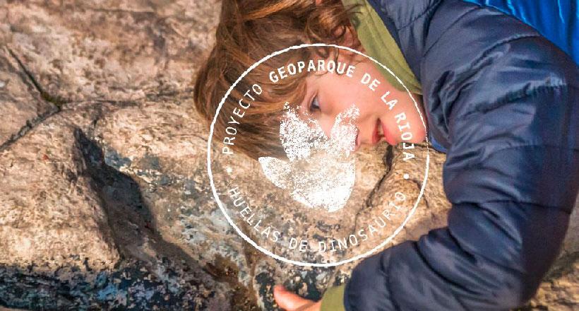 Las huellas de dinosaurio de La Rioja necesitan tu firma