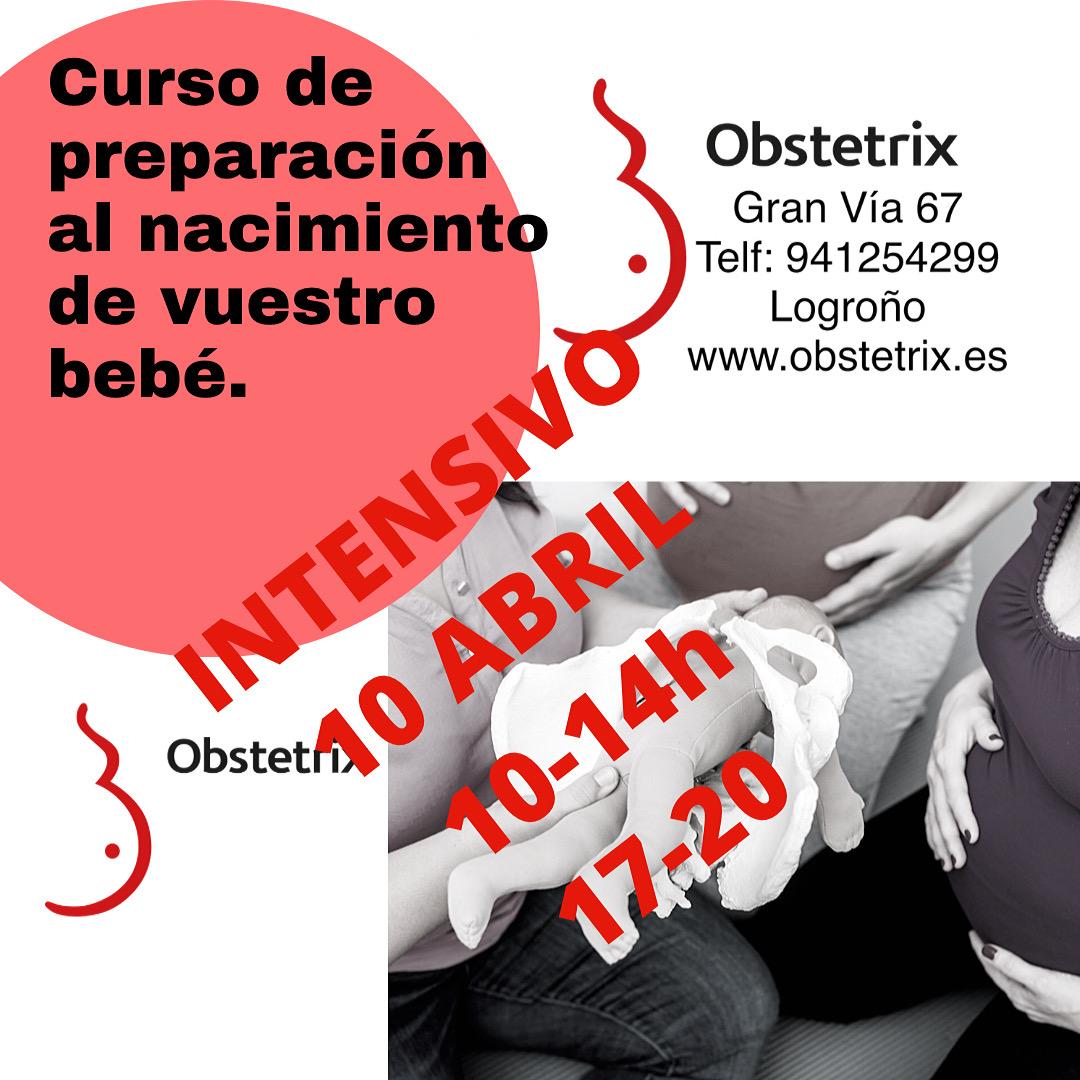 Cursos obstetrix abril
