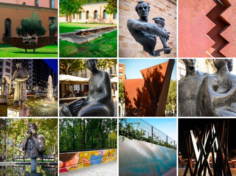 ¿Aún no conoces el mayor museo al aire libre de Logroño?