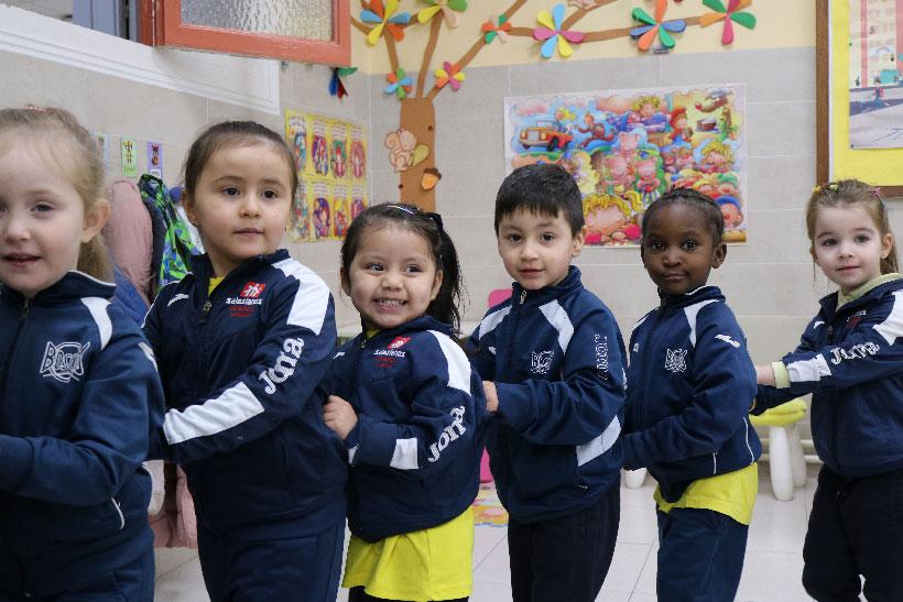 Los Boscos: educación personalizada en un ambiente familiar
