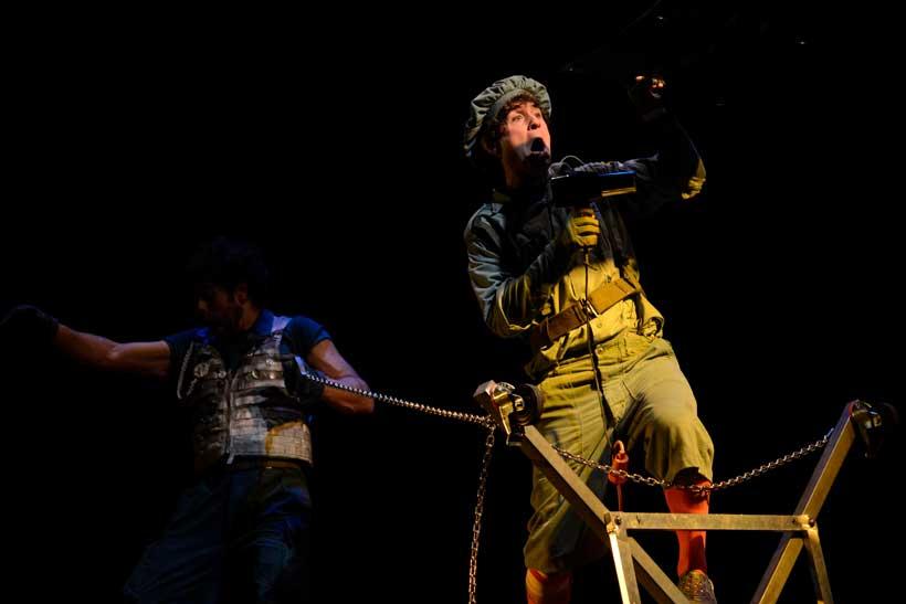 """""""El viaje de Ulises"""", larga vida al héroe griego"""