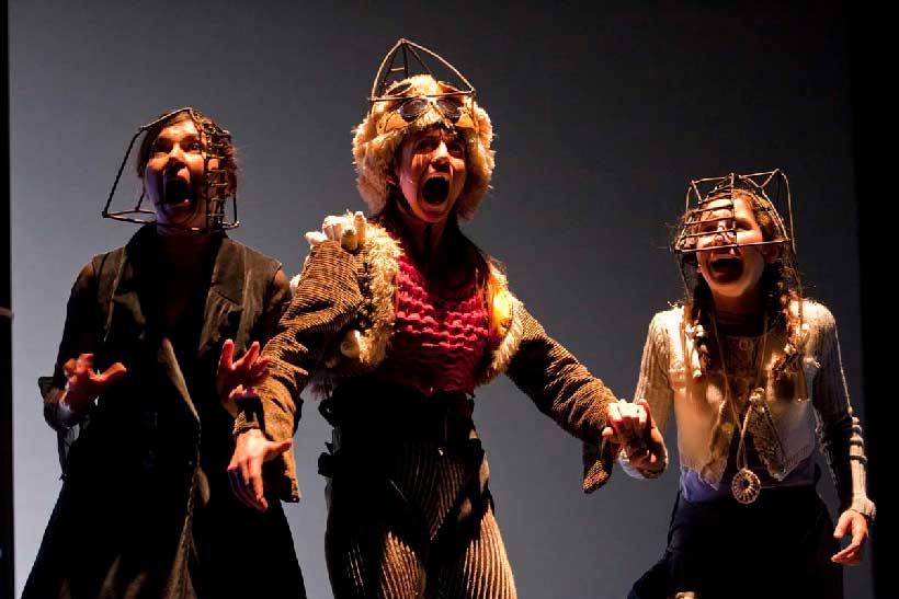 """""""IKilimikiliklik"""", una obra sobre brujas este domingo en el Bretón"""
