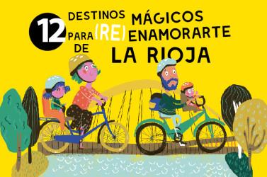12 destinos La Rioja con niños