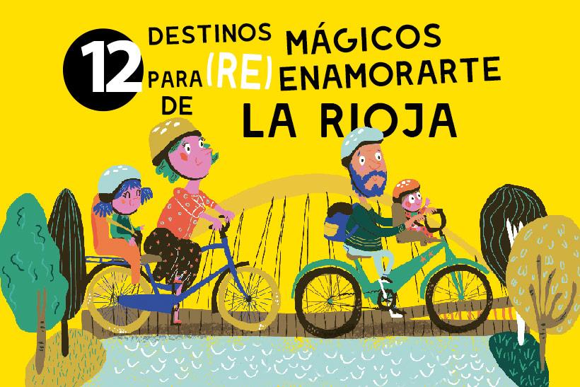 12 destinos mágicos para (re) enamorarte de La Rioja en Semana Santa