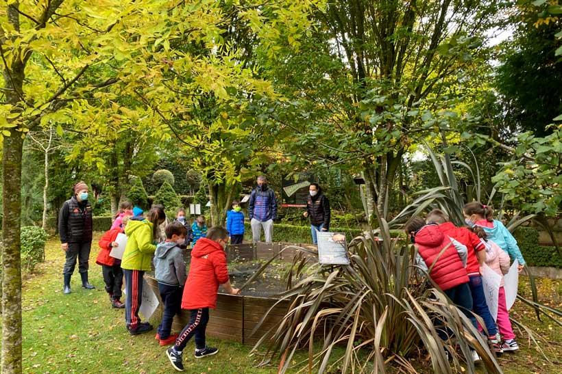El Jardín Botánico ofrecerá talleres didácticos durante la semana de Pascua