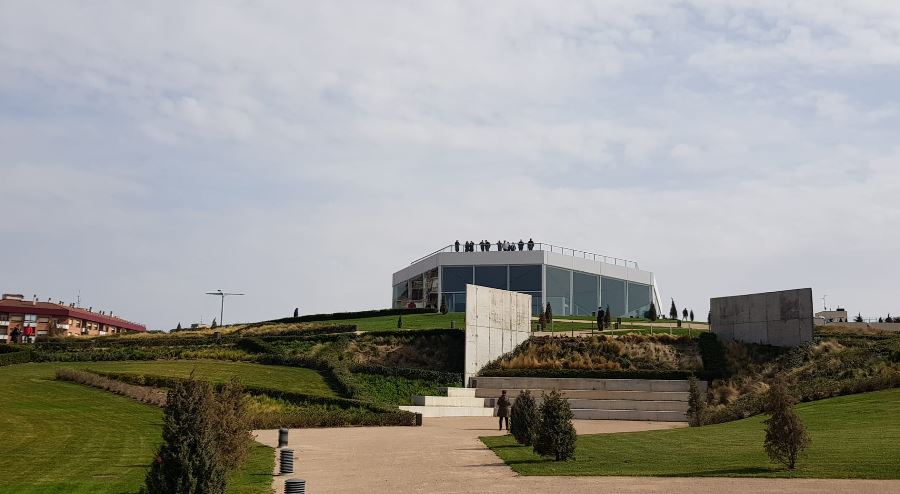 nuevo parque Logrono felipe VI