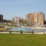 parque felipe VI Logrono