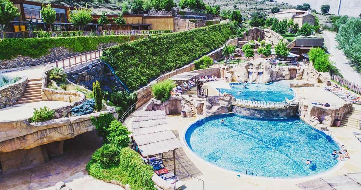 El Barranco Perdido inaugura el verano con la apertura de las piscinas